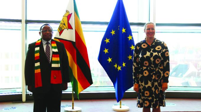 Remove Zim from money-laundering blacklist: Shava