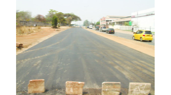 City roads rehab makes driving a joy
