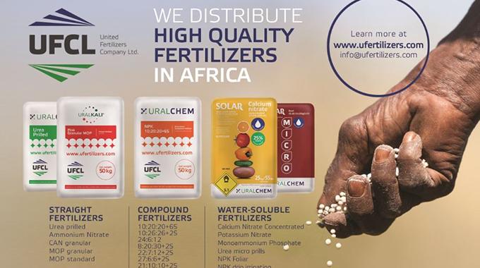 Russian fertiliser firm opens local distribution branch