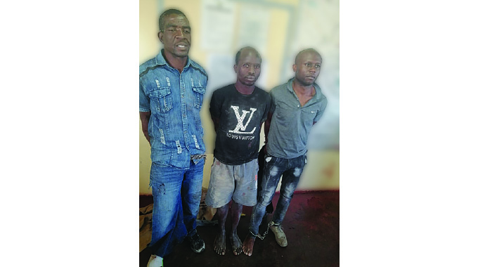 Trio arrested for car-jacking